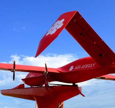 AirStrato Explorer UAV