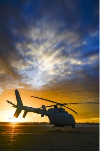 MQ-8C Fire Scout Unmanned Helicopter.  Image from Northrup Grumman.