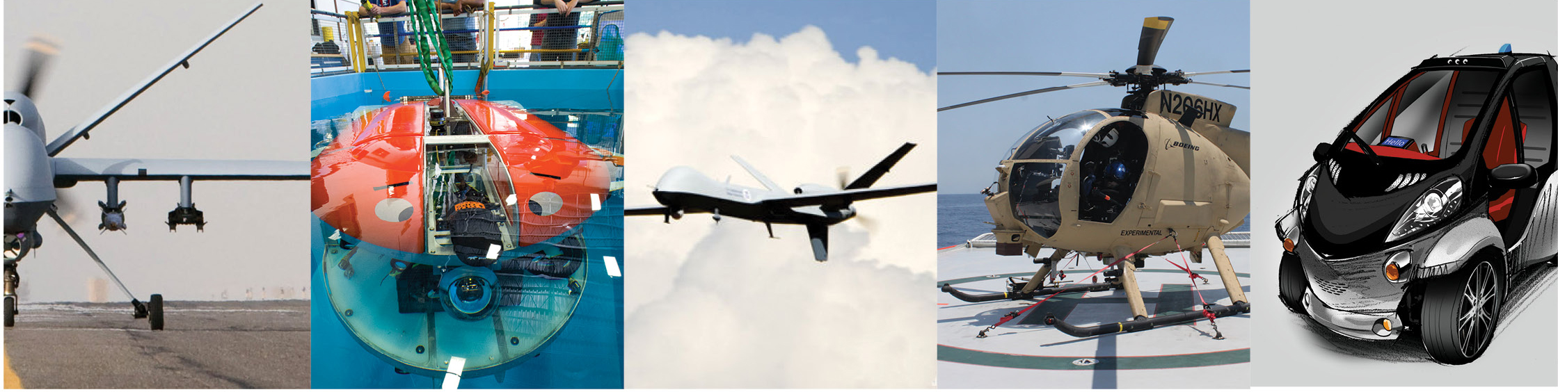 Inside Unmanned Systems Drone AUV