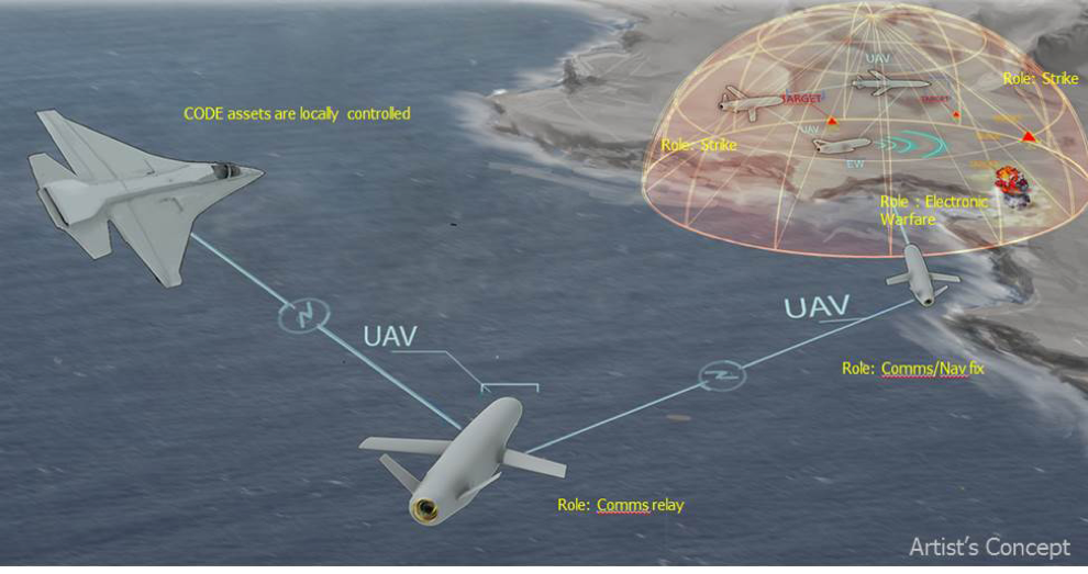 Image courtesy of DARPA