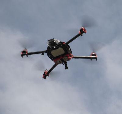 SERC Quadcopter