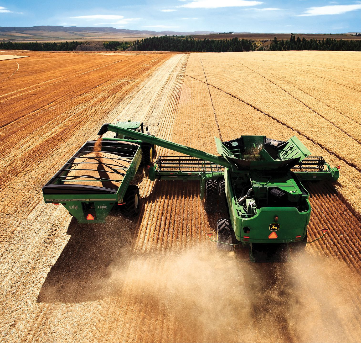 Agricultural revolution redux inside unmanned systems john deere sciox Images