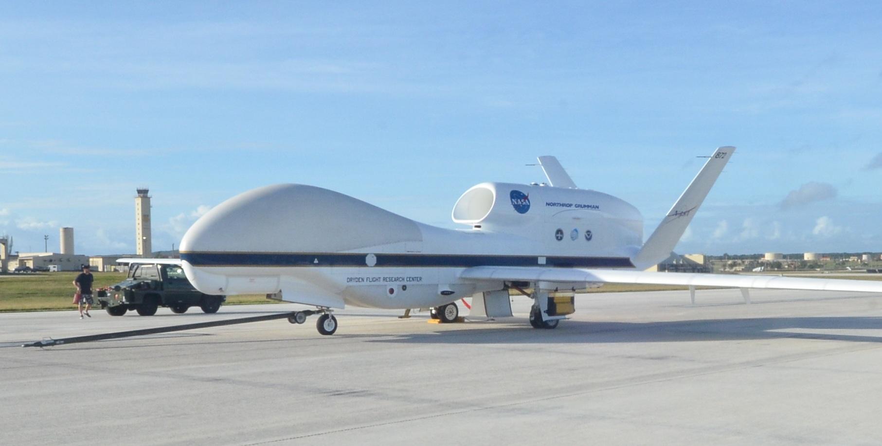 AV-6 in Guam