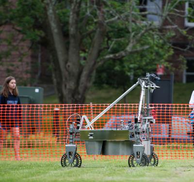 2014 NASA Centennial Challenges Sample Return Robot Challenge