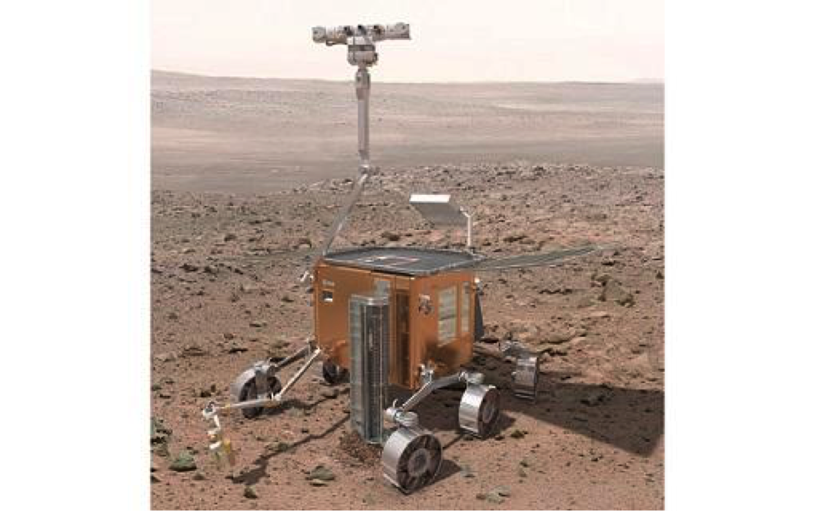 mars rover atomic battery - photo #15