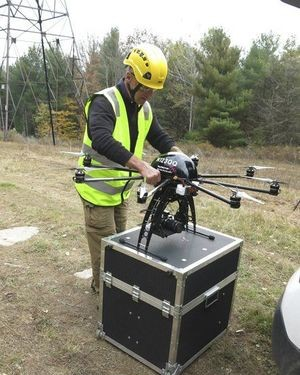 NYPA to use drones for inspections
