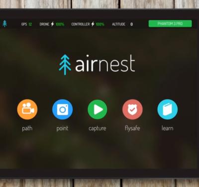 Airnest_iPad