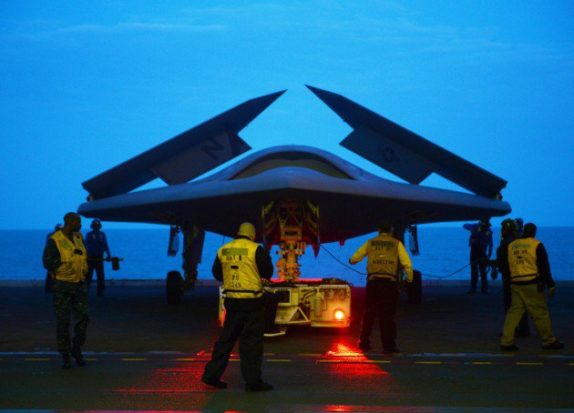 Bridging The 'Valley Of Death' For Navy Drones