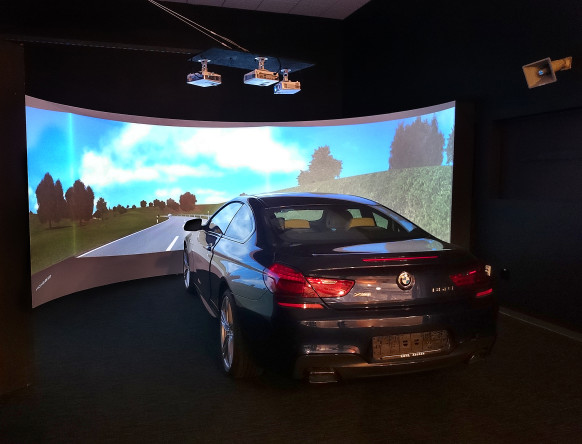 This Sim for Self-Driving Cars Is More Useful Than It Sounds