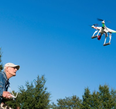 Aviation insurer offers ground rules for drones