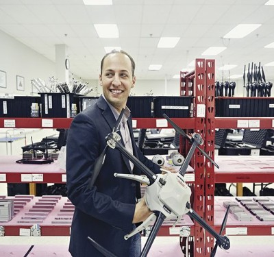 How Aeryon Labs intends to keep its industrial drone business aloft