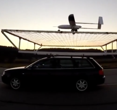 Autonomous Drones Can Land on Moving Cars Now