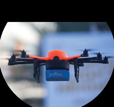 Moskitocopter_ROMEO_frontal