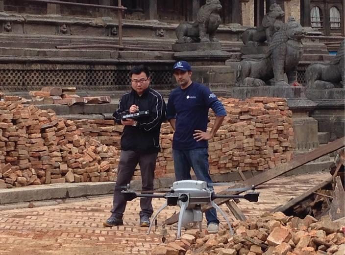 AeryonScout_TakeOff_Nepal2015