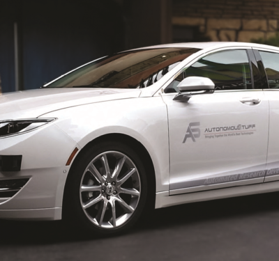 autonomoustuff-test-vehicle