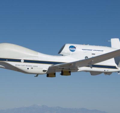 NASA Is Flying A Huge Drone Over Hurricane Matthew