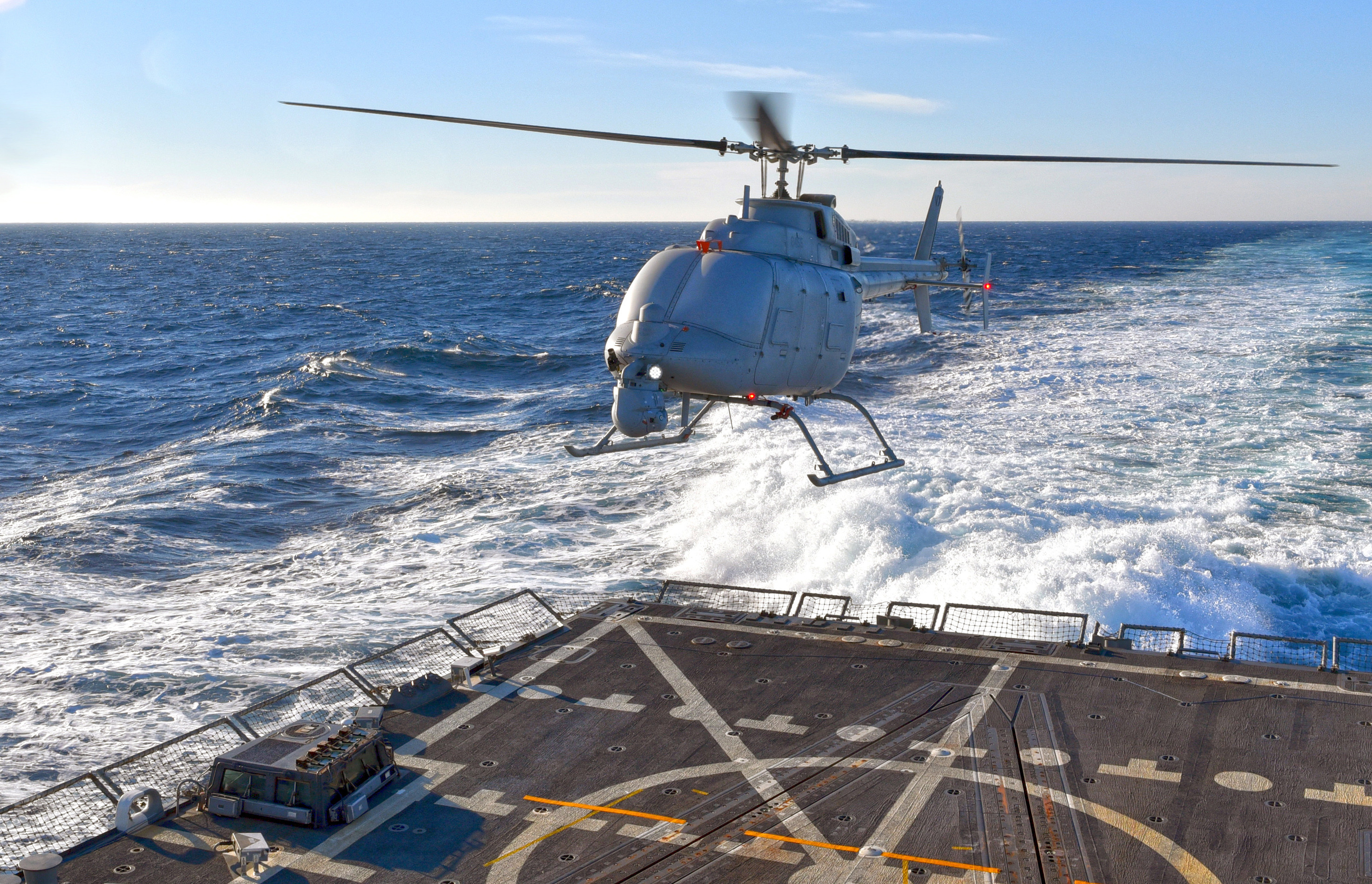 Unmanned warfare office eliminated in US Navy shuffle