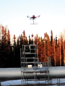 Alaska - Pipeline inspection is Alaska's top mission.