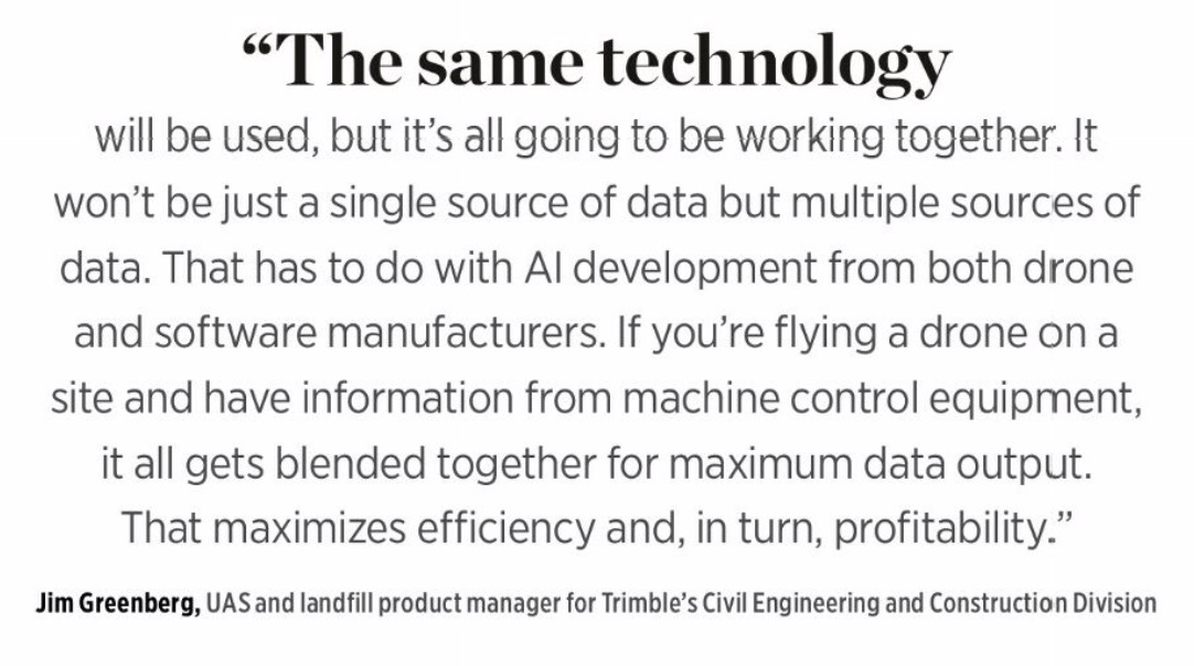 The Trends of Technologies Changing the Industry - Inside Unmanned