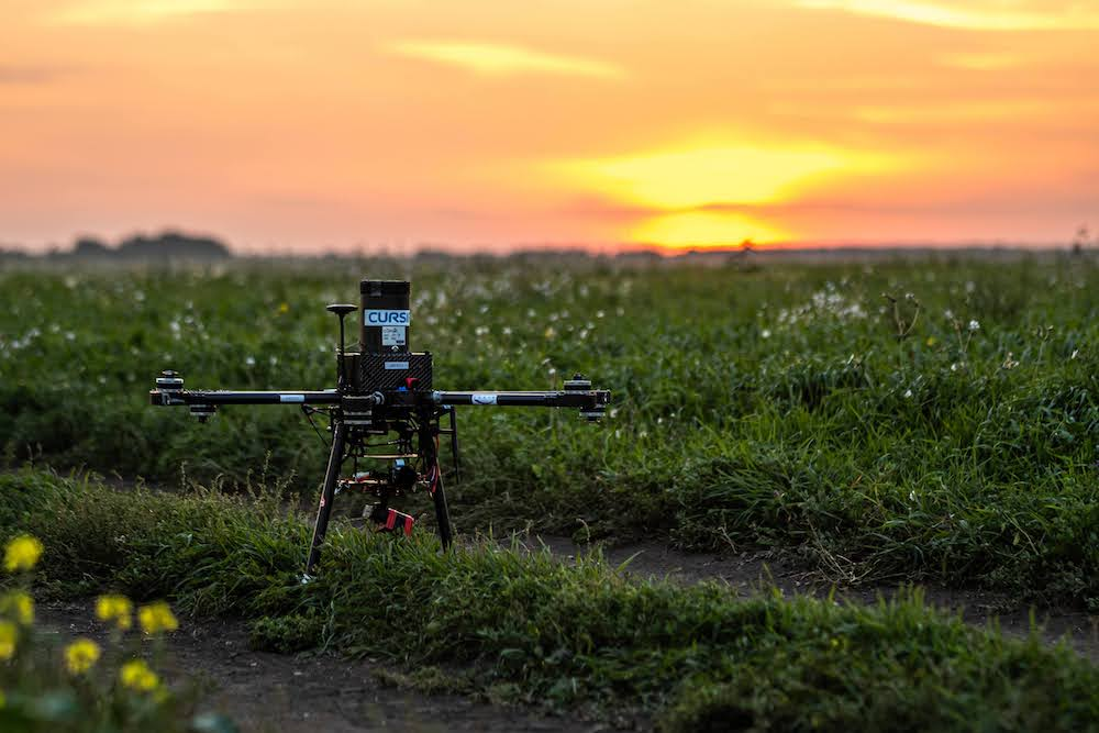 Cursir Implements NAVAID Calibration Drone at the Ulyanovsk-Vostochny Airport in Russia