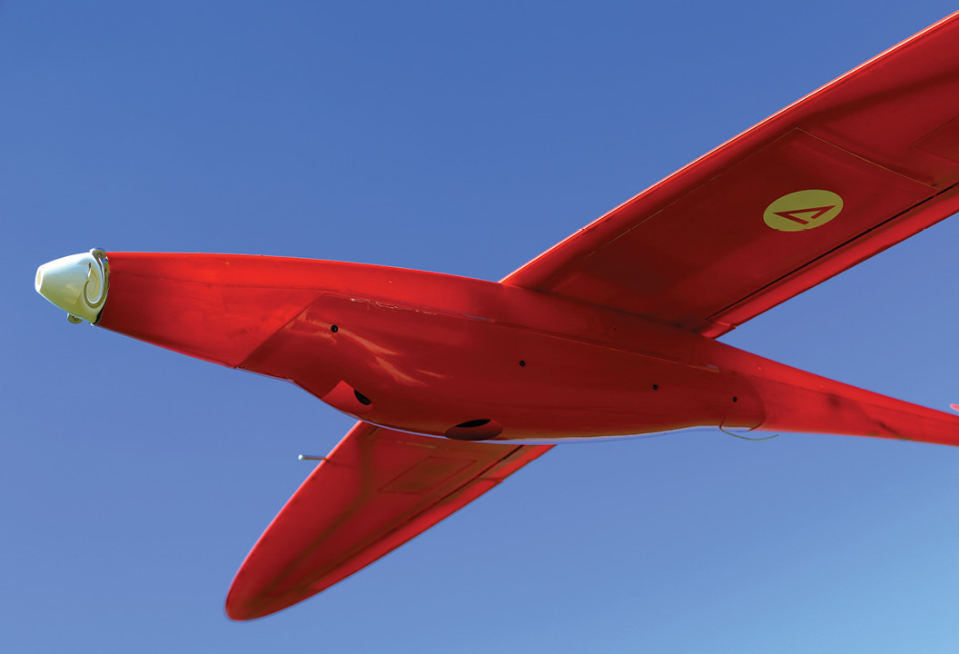 Rendering of the Delair-Tech DT-18