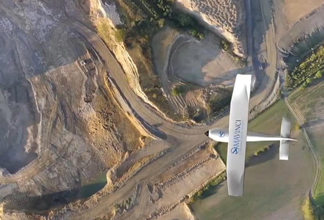 MAVinci UAV Surveying