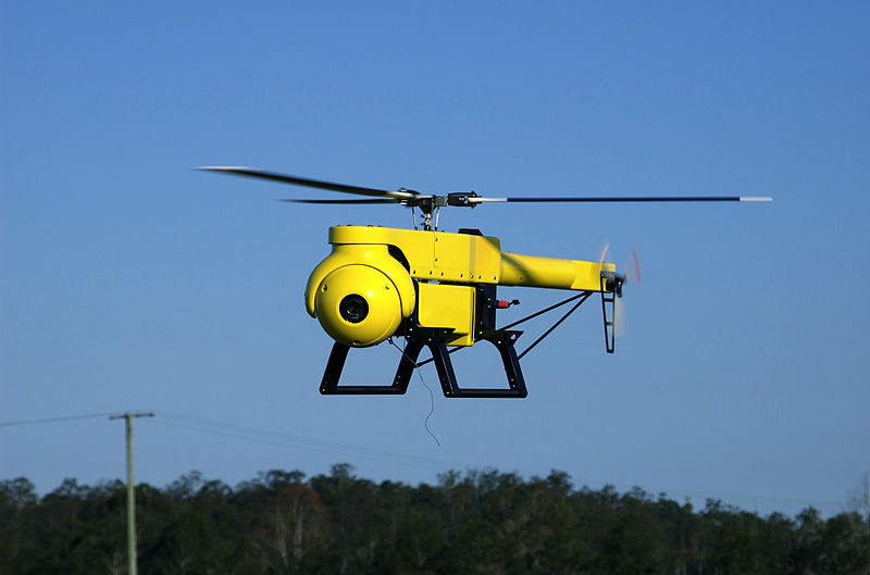 A research UAV operated by the Commonwealth Scientific and Industrial Research Organization (CSIRO) of Australia, which is one of the nations that are advancing the use of unmanned aerial systems. CSIRO photo courtesy of Wikimedia Commons