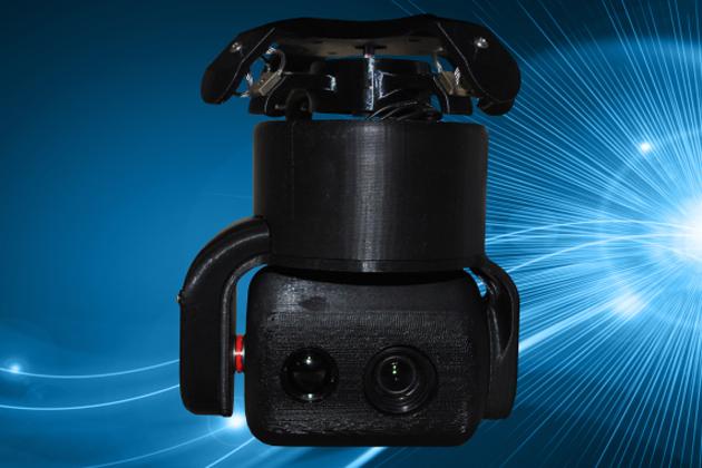 Dragon View sensor by UAV Solutions. UAV Solutions image.