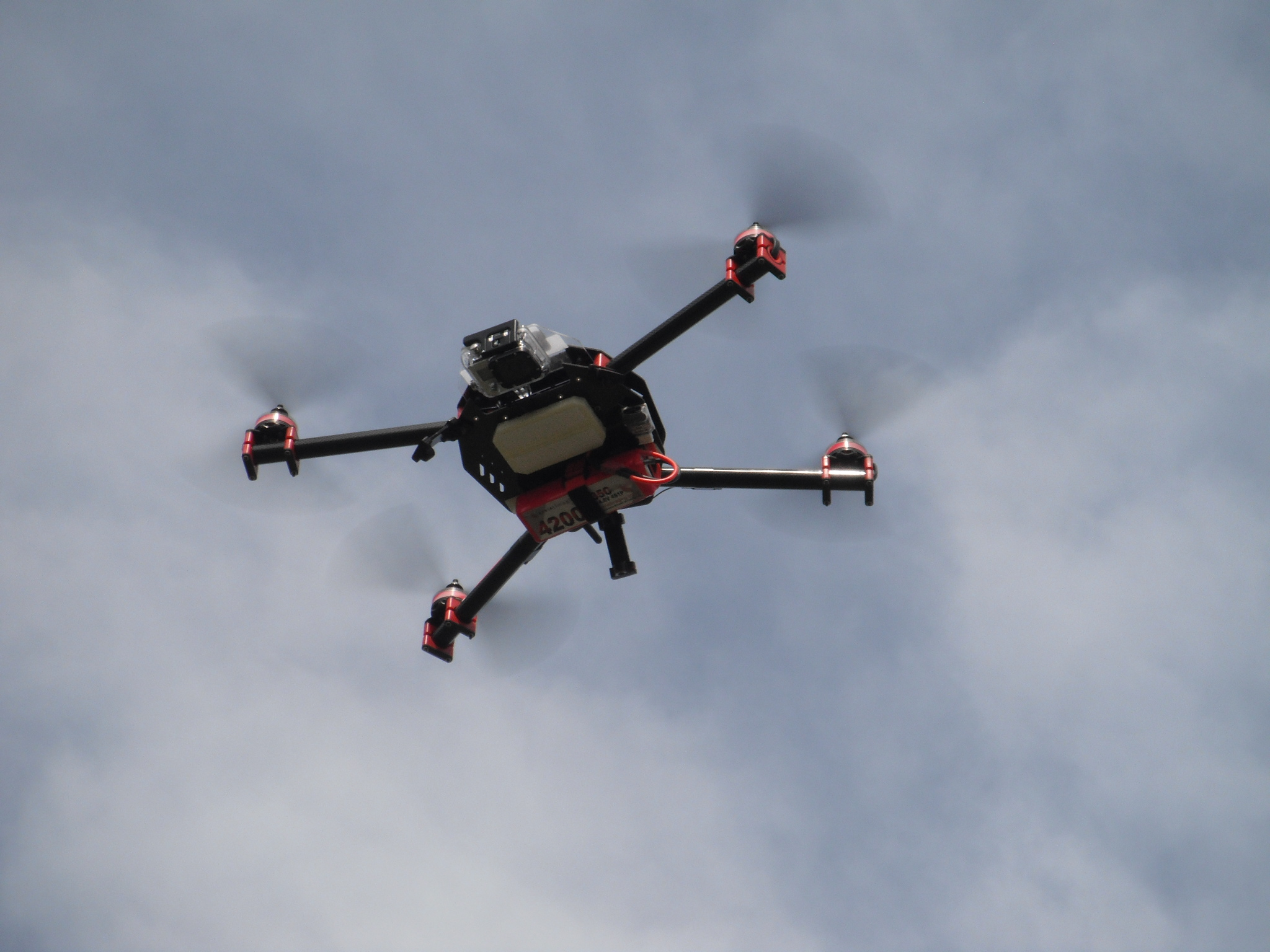 SERC Quadcopter