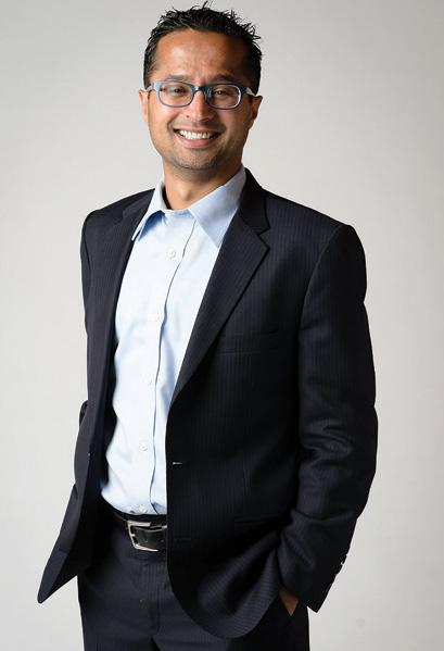 Bilal Zuberi of Lux Capital Photo courtesy of Bilal Zuberi