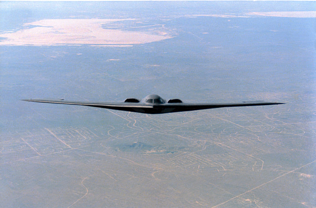 B-2 Spirit Bomber