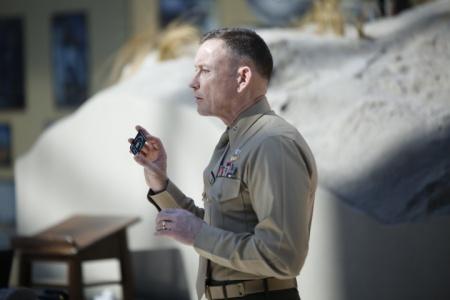 Brig Gen Frank Kelley