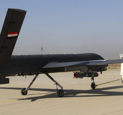 Textron sees Gulf demand for drones, ground vehicles
