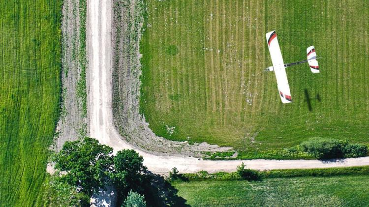 PrecisionHawk tests drones in the Triangle, adds paraglider to the mix
