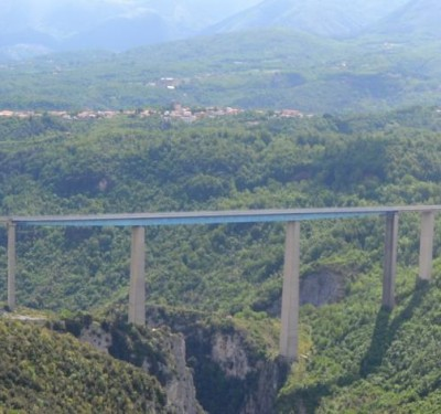 How do you spot a crack in a vast bridge? That's where IoT and drones come in