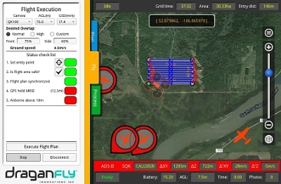 uAvionix and Trace's Draganfly Innovations Team Up to Improve Drone Safety with Ping ADS-B Sense and Avoid