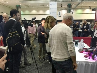 International Drone Expo (IDE): FLYPRO Is Helping People
