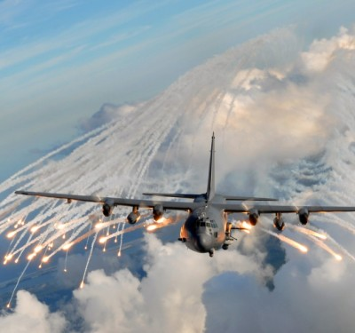 AC-130 To Get Laser Guns & Air-Launched Drones: Heithold