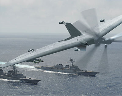 Research: Small U.S. Navy Ships to Get Drones