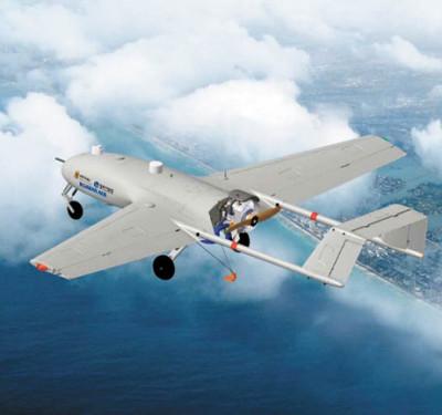 Korean Air inks big drone deal
