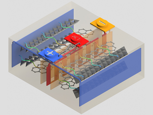 Lithium-Ion Battery Warms Up, Operates In Subzero Temperatures