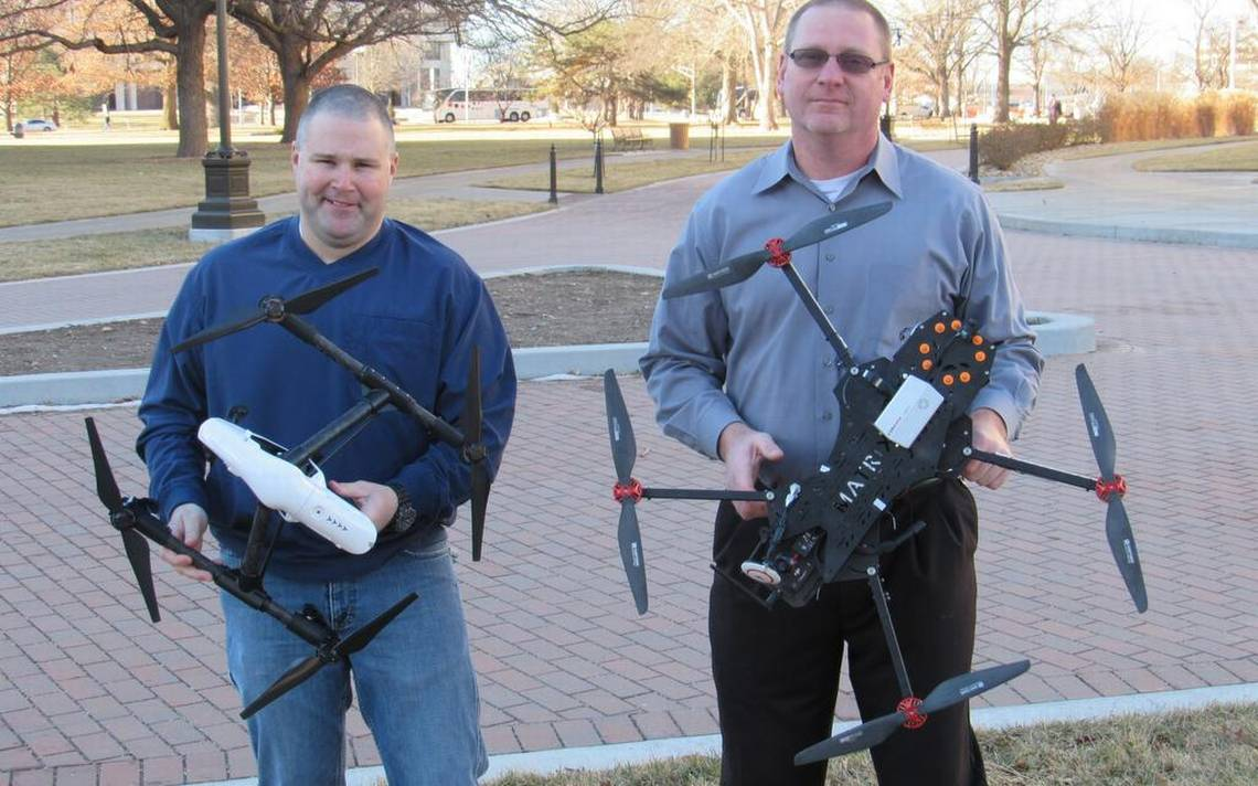 Westar Energy to launch tiny unmanned air force