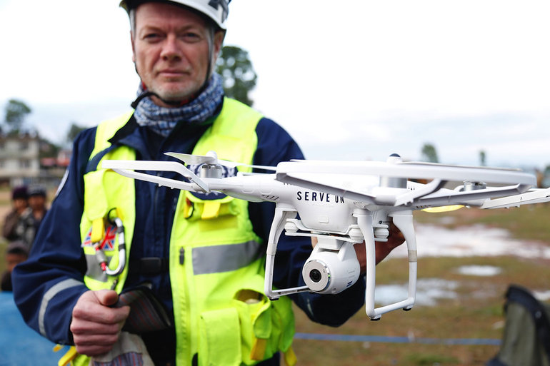 Are Drones the First Responders of the Future?