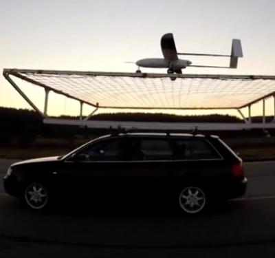 Autonomous Drones Can Land on Moving Cars Now