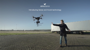 Aerialtronics Adds Sense and Avoid Technology to Zenith UAS