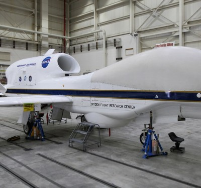 NASA is Hunting El Niño Storms With a Special Military-Grade Drone