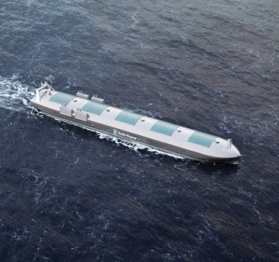 Rolls-Royce Reveals Vision of Shore-based Control Centers for Unmanned Cargo Ships