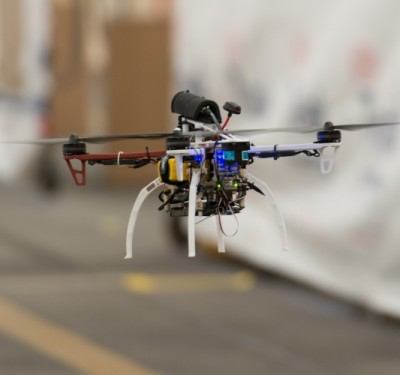 Darpa Advances Indoor Capabilities of Quadcopter Drones