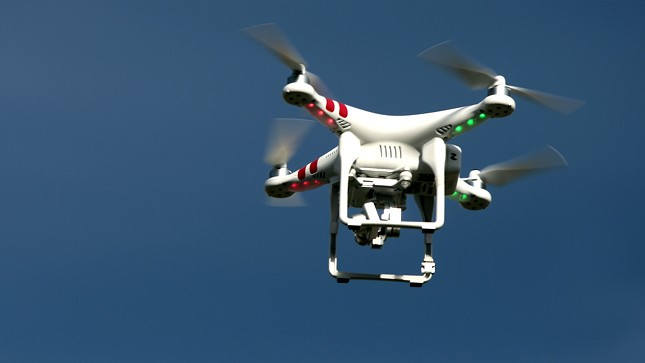 FAA raises altitude limit for commercial drones