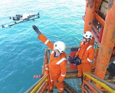 Cyberhawk Completes Offshore ROAV Inspection in N. America